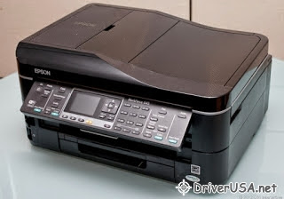 download Epson WorkForce 645 printer's driver